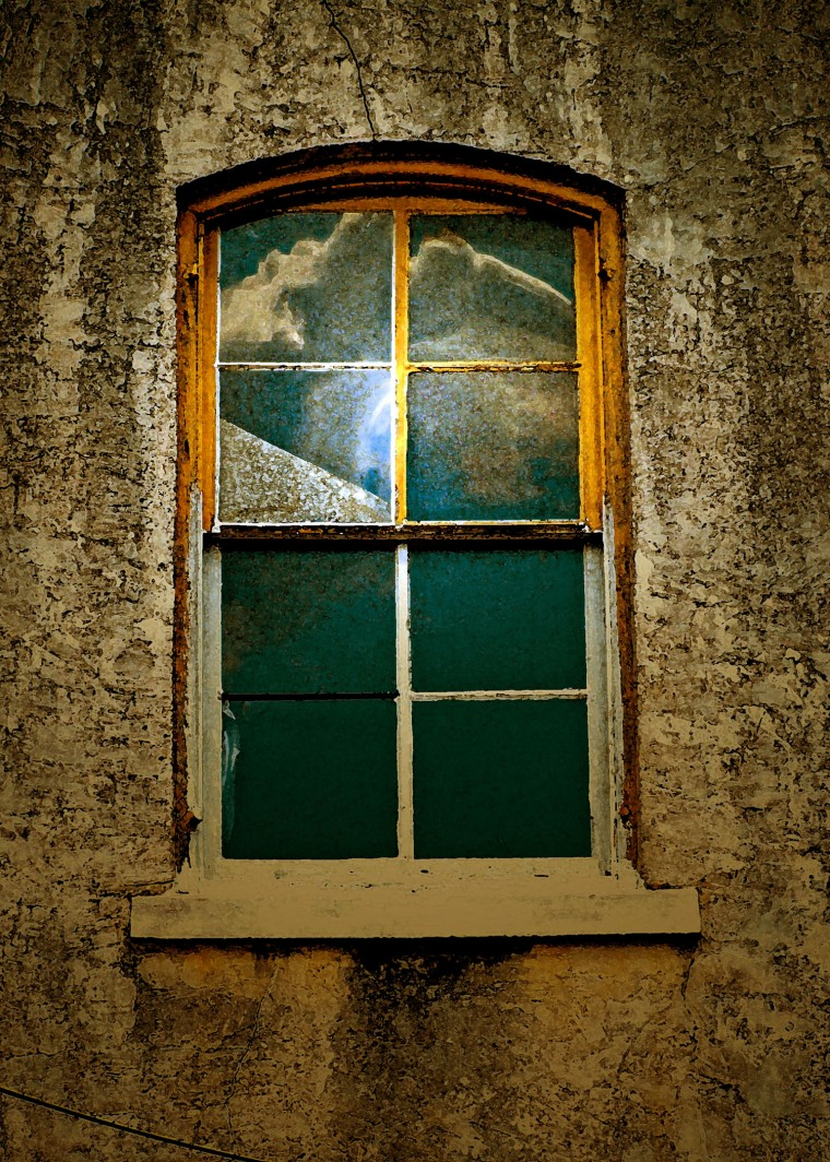 Window With Clouds_2_5x7_300dpi_Woods